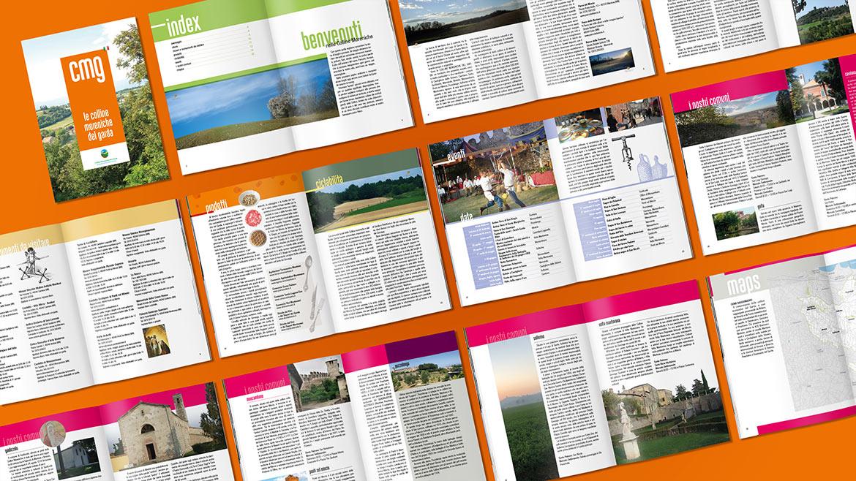 Brochure turistica